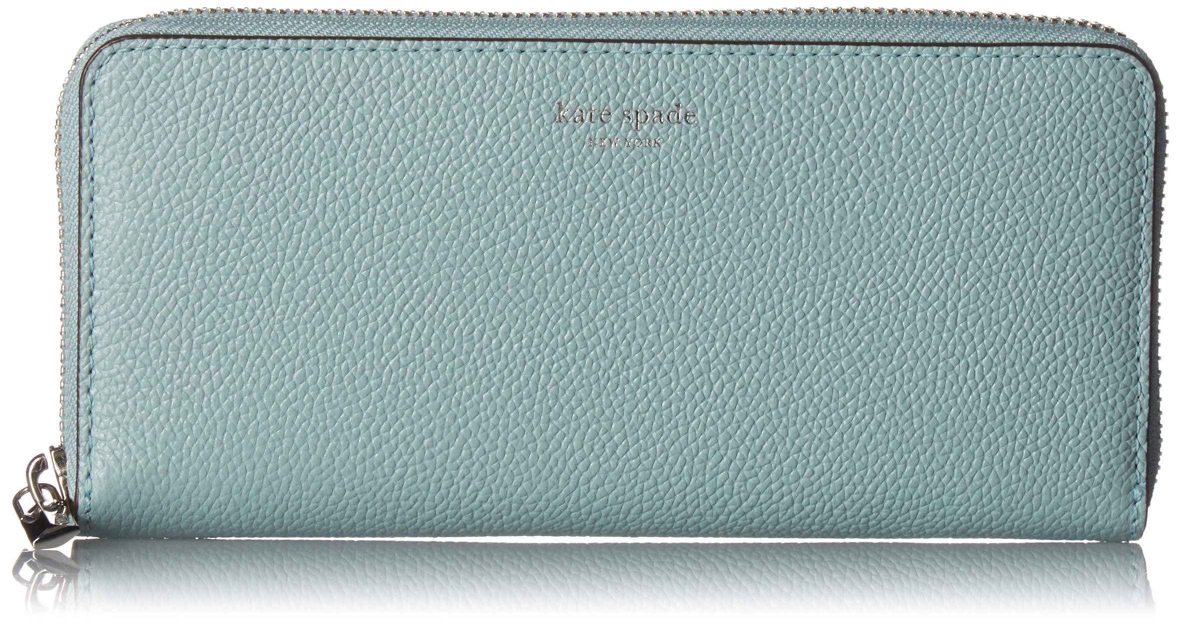 Kate Spade New York Women's Margaux Slim Continental Wallet Hazy One Size