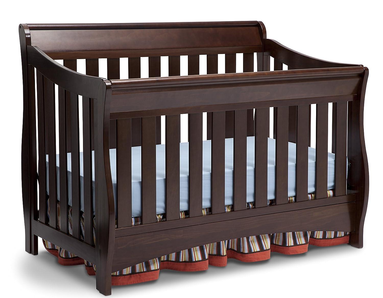 Delta Children Bentley S Series 4-in-1 Convertible Baby Crib