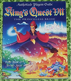 The kings quest companion peter spear 9780078818158 amazon kings quest vii authorized players guide fandeluxe Gallery