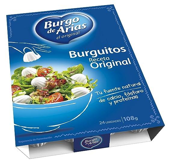 Burguitos de Arias natural - 108 gr