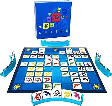 Adacio Latice Juego de Mesa: Amazon.es: Juguetes y juegos