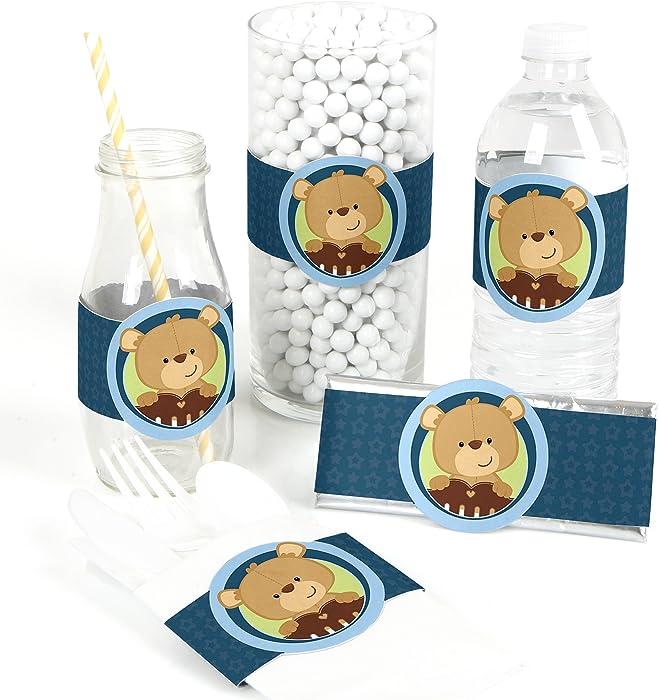 Top 10 Teddy Bear Sailor Cut Out Baby Shower Decor