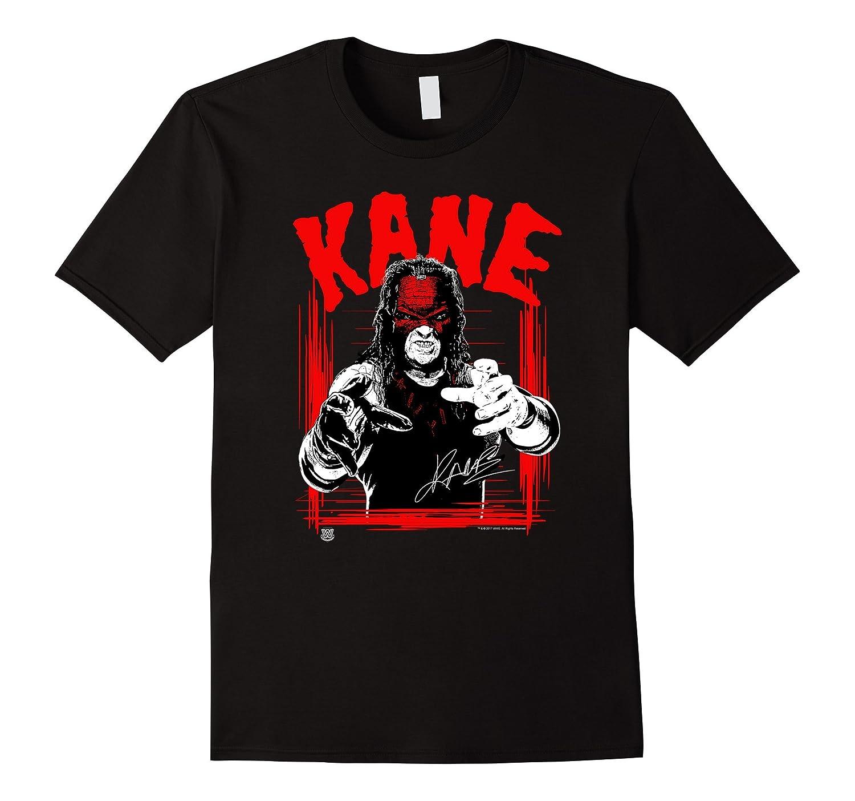 WWE KANE Horror Font-Vaci