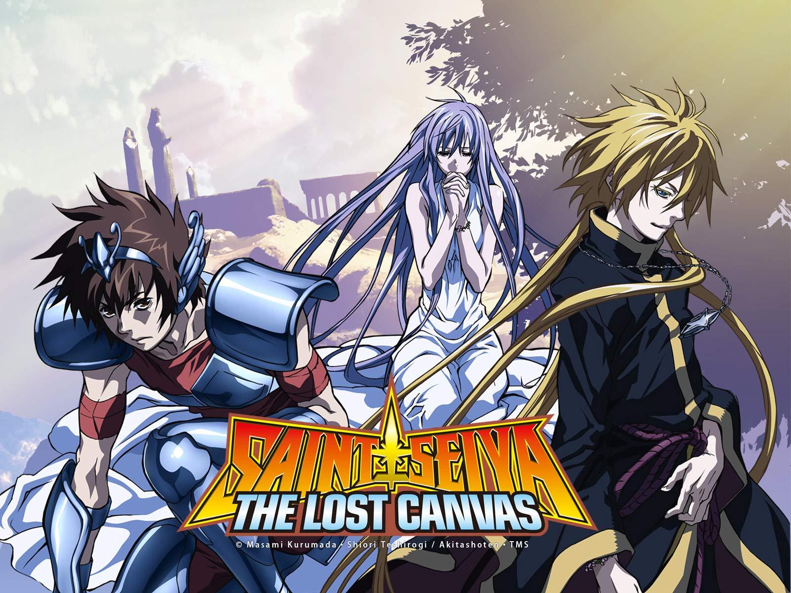 Saint Seiya: The Lost Canvas (Subtitles) on Amazon Prime Video UK