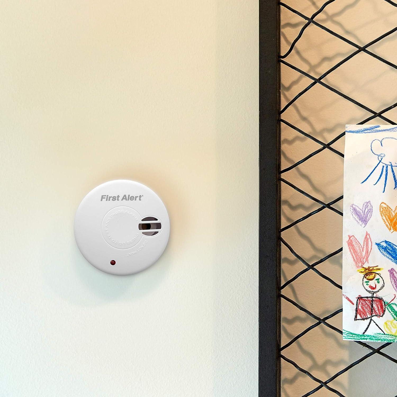 First Alert SA300 - Detector de humo (tamaño: not_applicable): Amazon.es: Bricolaje y herramientas