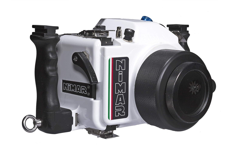 NiMAR - Carcasa submarina para Canon EOS 650D (Rebel T4i ...