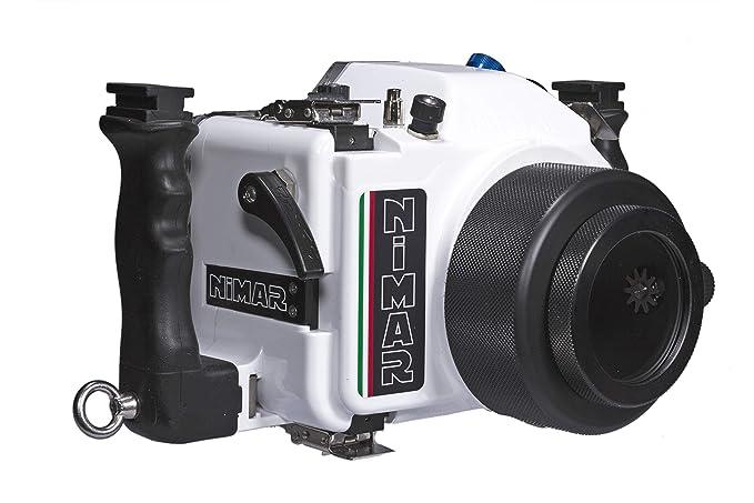 NiMAR - Carcasa submarina para Canon EOS 650D (Rebel T4i) EOS 700D ...