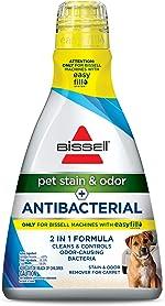 Bissell Pet Stain & Odor Plus Antibacterial 2 in 1 Carpet