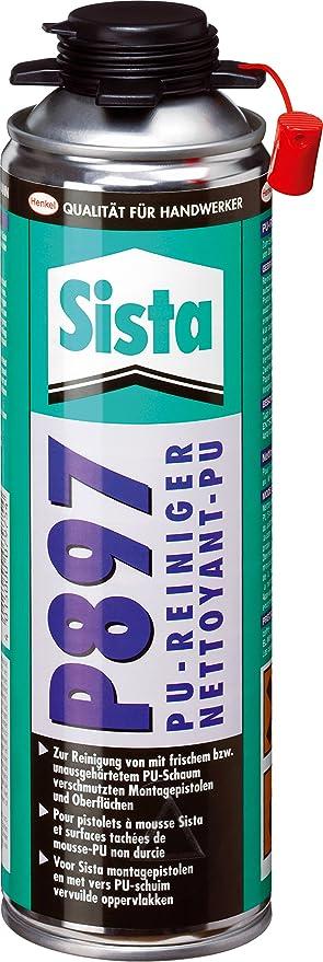 TEROSON limpiador de espuma de poliuretano de p897, d897 K: Amazon.es: Bricolaje y herramientas
