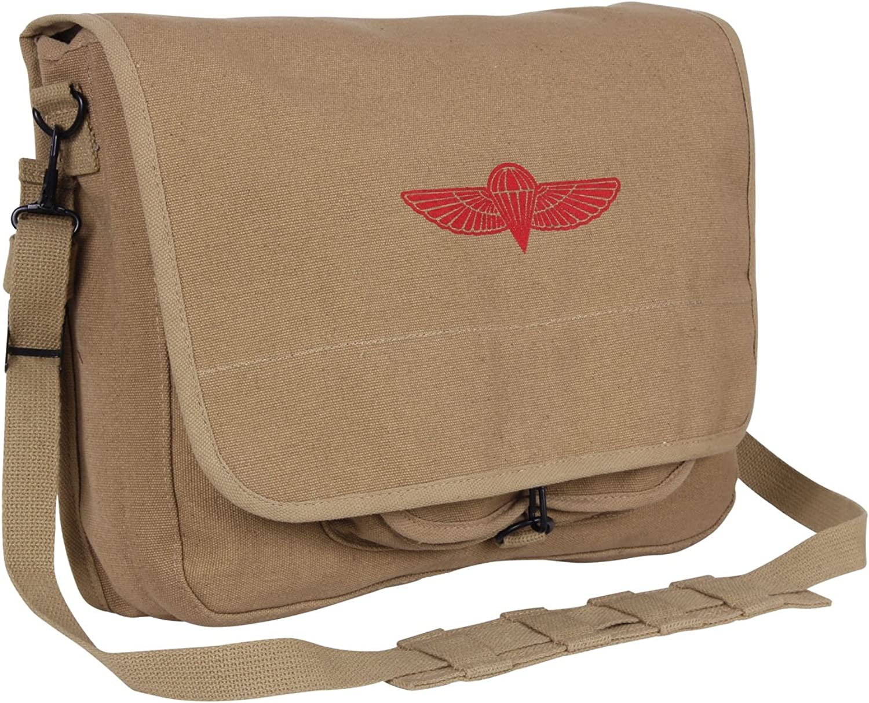 Israeli Paratrooper Bag, Khaki