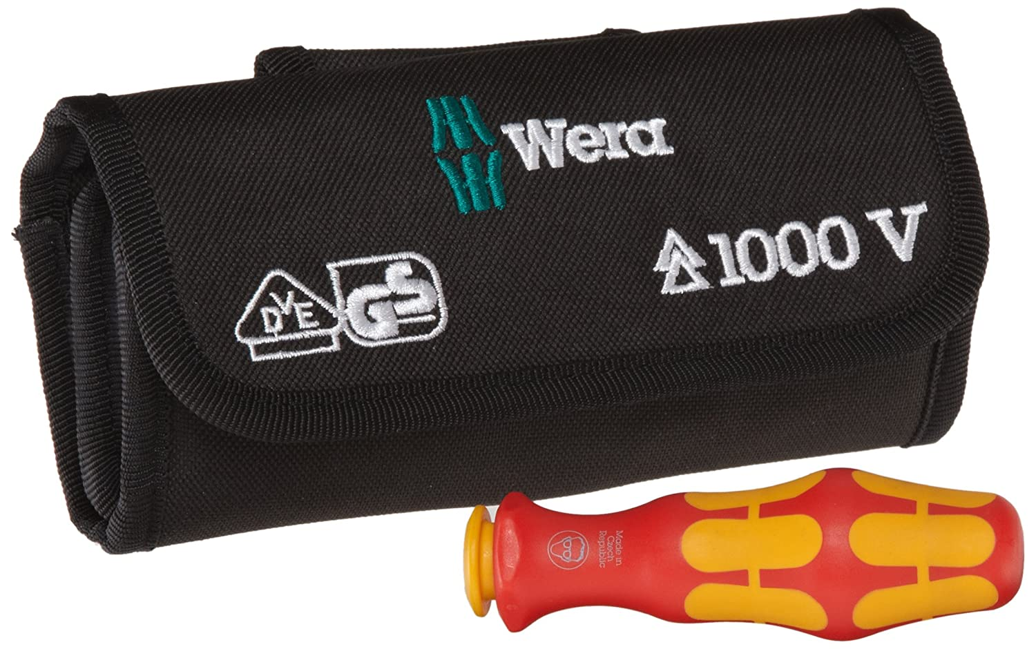 Wera Kraftform VDE Kompakt Screwdriver Set Interchangable 18 Piece
