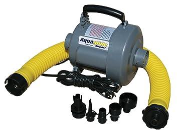 Aquaglide Turbo - Bomba infladora eléctrica (110 V): Amazon.es: Deportes y aire libre