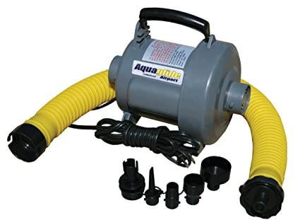 Aquaglide Turbo - Bomba infladora eléctrica (110 V)