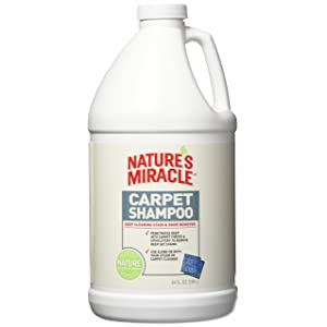 Nature's Miracle Deep Cleaning