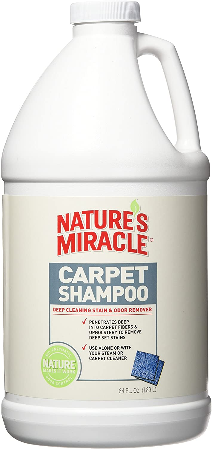Nature's Miracle Deep Cleaning Carpet Shampoo