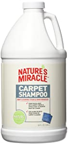 Nature's Miracle Advanced Deep Cleaning Carpet Shampoo