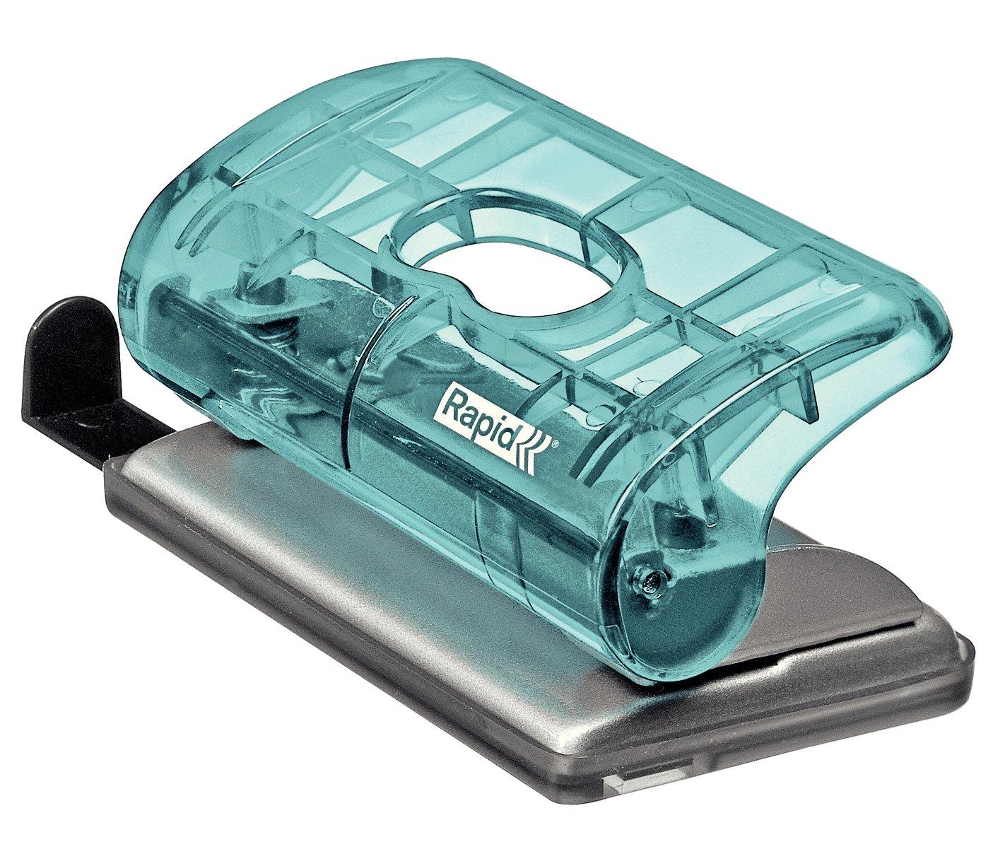 Rapid Miniperforatore, Per 10 Fogli, Giallo, FC5, Colour'Ice, 5001329 Colour' Ice Esselte