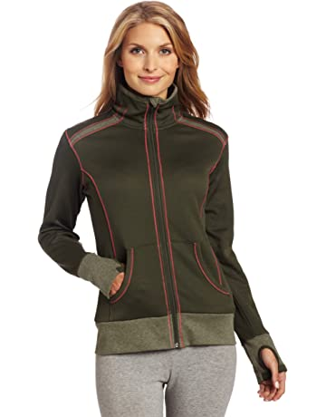 Columbia Womens Heather Honey Full Zip