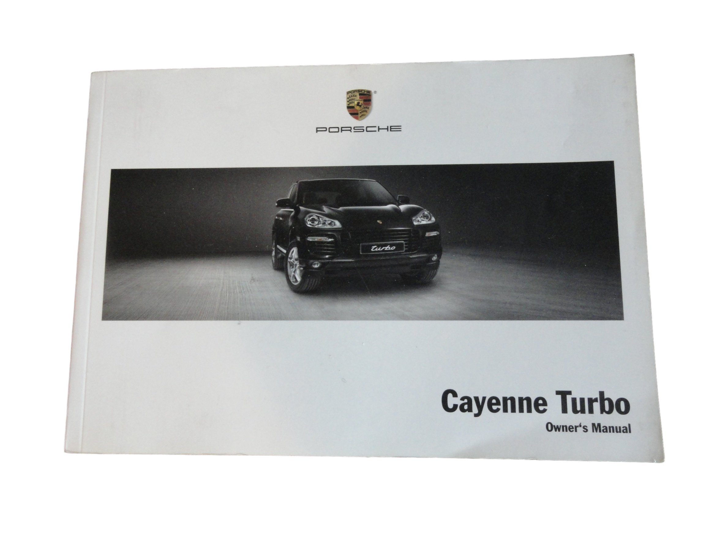 2008 Porsche Cayenne Turbo Owners Manual Paperback – 2008