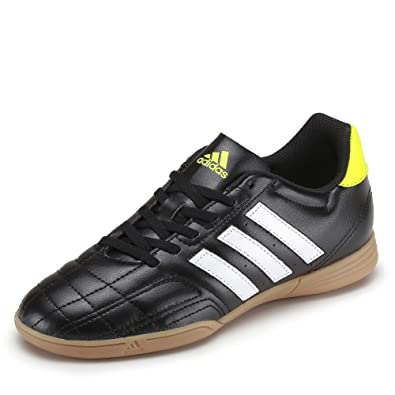 7db6b5b5f adidas Boys Children Boys Goletto IV Indoor Football Trainers in Black - UK  2