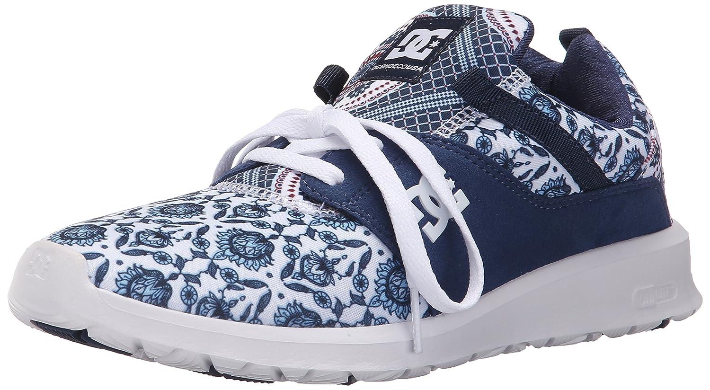 DC Women's Heathrow SE Skate Shoe B00ZQ6C84Y 5 B(M) US|Blue Print