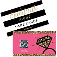 Girls Night Out Bachelorette Party Game Cards