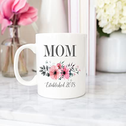 Birthday Gift For Mom From Daughter Son Mothers Day Mug
