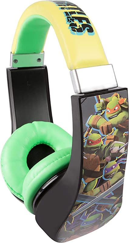 Amazon.com: Teenage Mutant Ninja Turtles 30365 - Auriculares ...