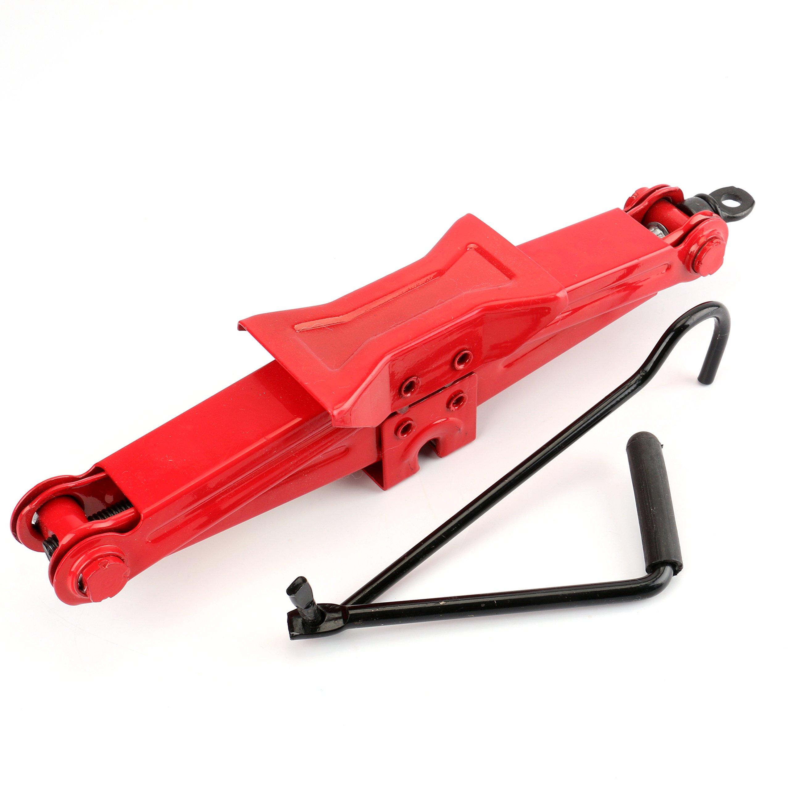 Fasmov Scissor Jack-1.5 Ton,Red by Fasmov (Image #2)