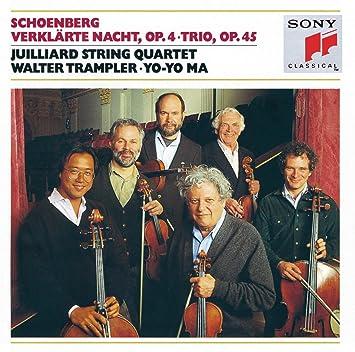 verklarte nacht full score string orchestra transfigured night