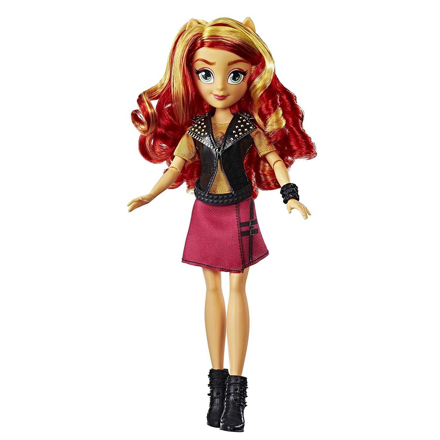 Amazon.es: My Little Pony - e0631es0 Equestria Girls Sunset Shimmer ...