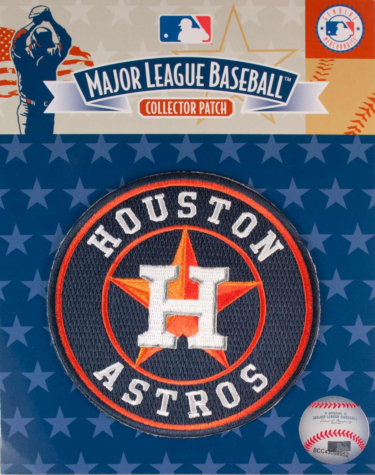 Houston Astros Road Collectors Patch by Emblem Source