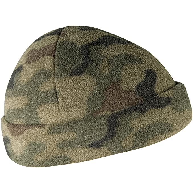 8207bfa82f2 Image Unavailable. Image not available for. Color  Helikon Watch Cap Polish  Woodland