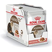 Royal Canin Fresh Bag Multipack Health Nutrition Aging +12, 12 Pack (12 x 85 g)