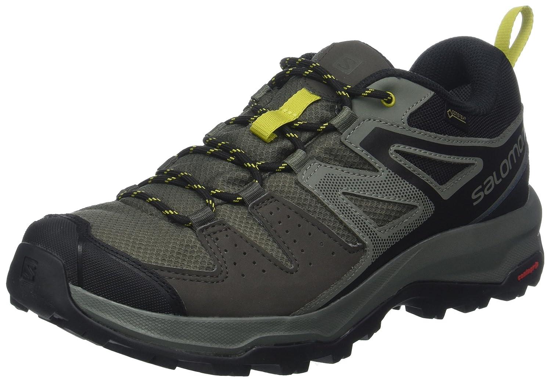 Salomon X Radiant GTX, Chaussures de Trail Homme Imperméable Taille: 46 2/3 L40482800