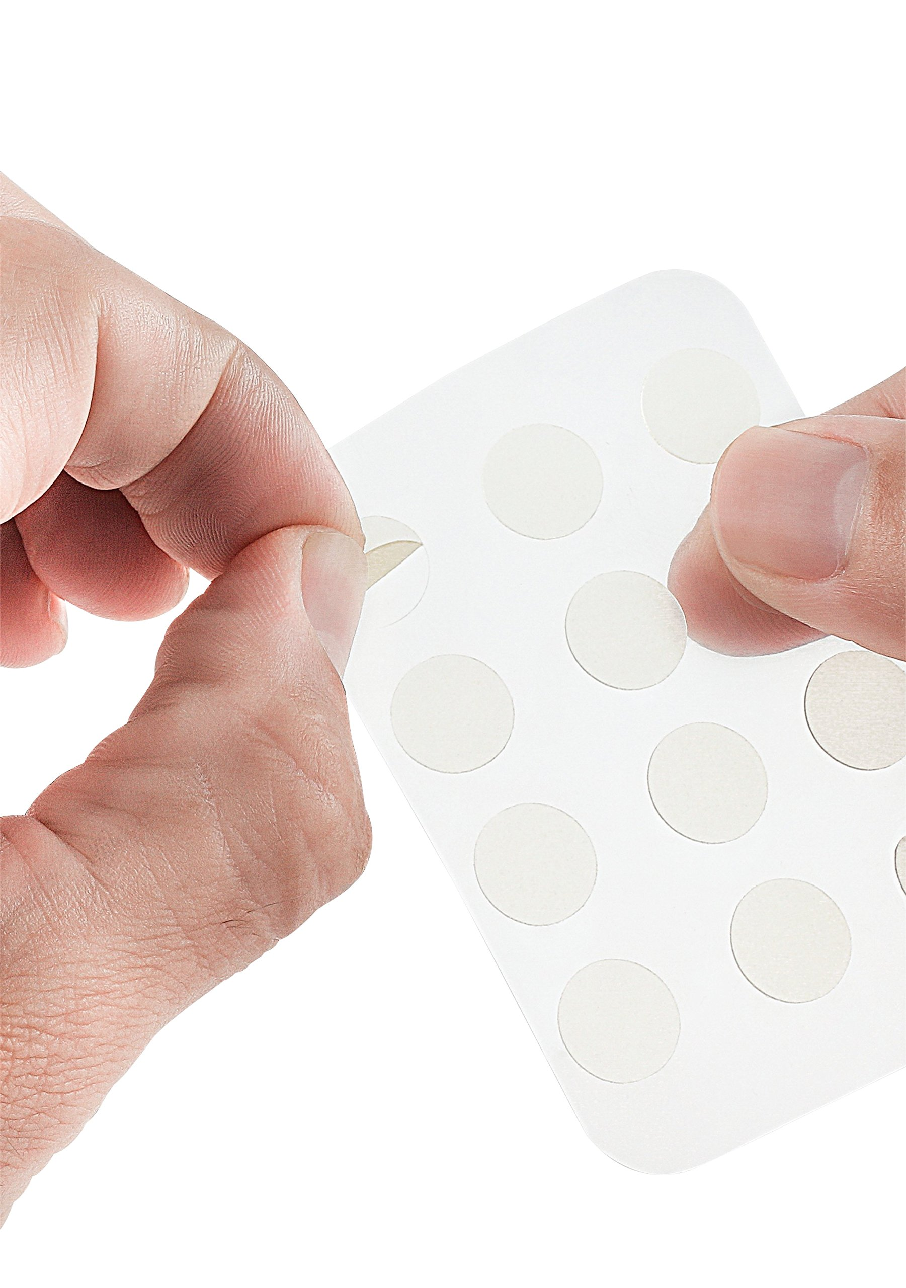 Mighty Patch Hydrocolloid Acne Absorbing Spot Dot (12mm 36 count) by Mighty Patch (Image #5)