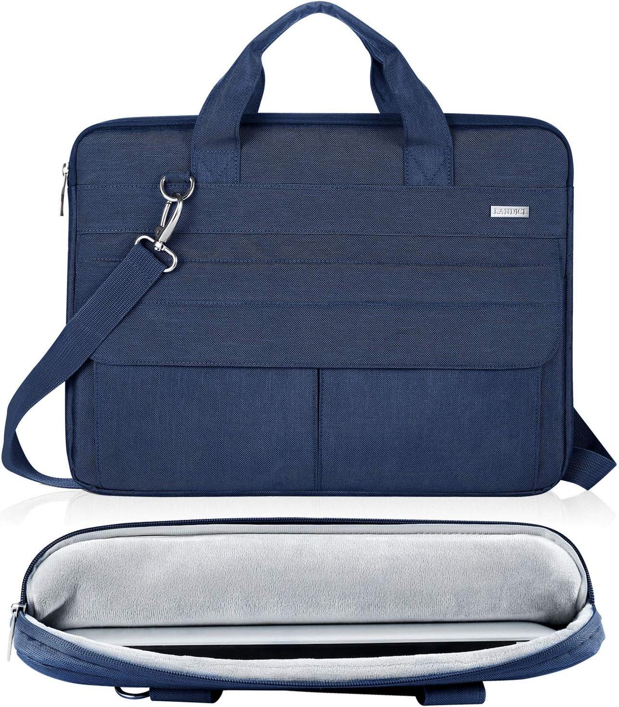 Compatible with Briefcase Tablet Case Black 12 Inch Aoligei La-Na Del-Rey Polyester Waterproof Laptop Case