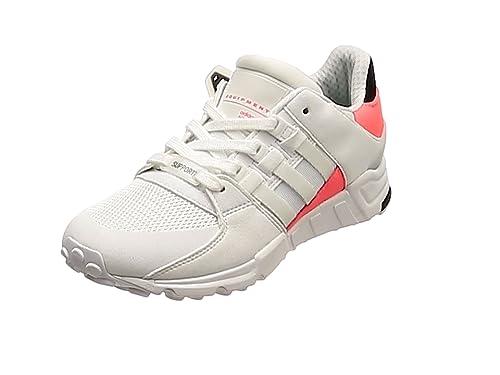 super popular d27c8 40fc5 adidas Mens Originals Mens EQT Support RF Trainers in White - UK 6