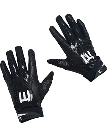 3bd885c323b EliteTek E-17 Football Gloves Youth   Adult