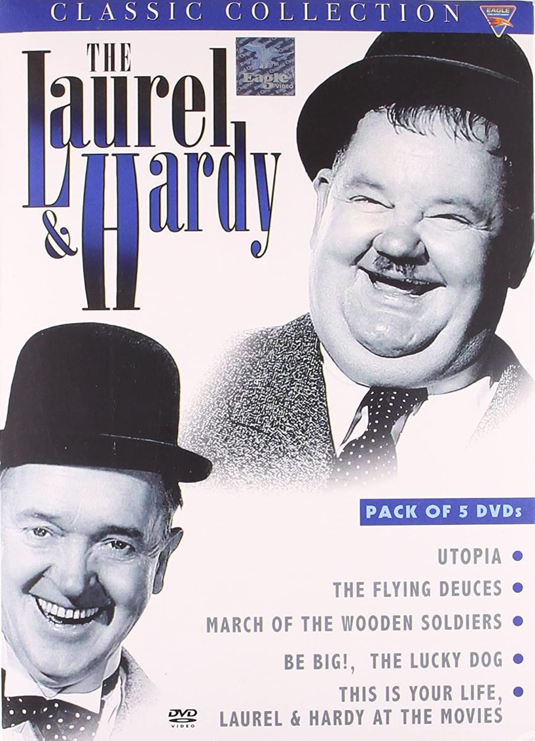Amazon.in: Buy The Laurel and Hardy DVD, Blu-ray Online at Best ...