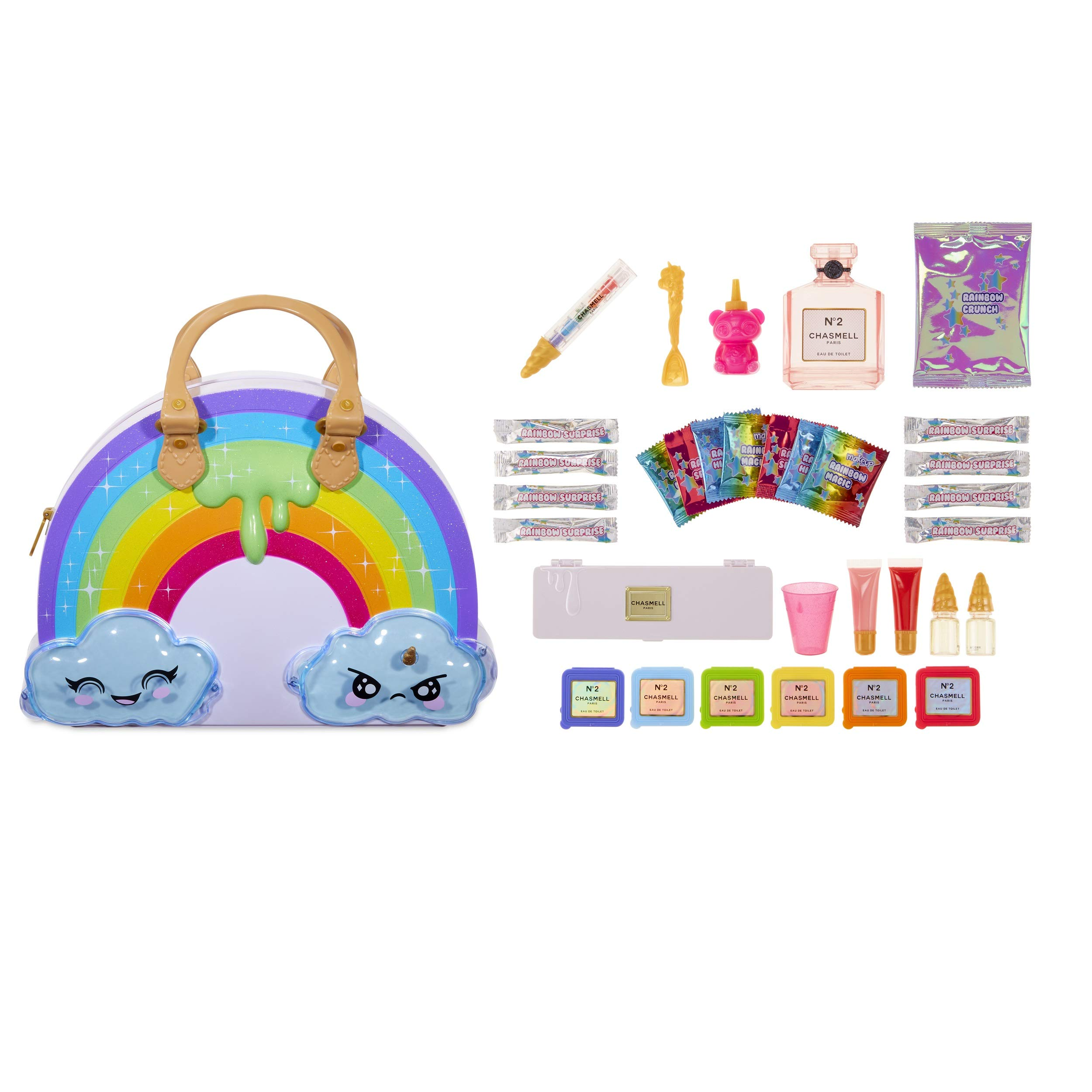 Poopsie Rainbow Slime Kit with 35+ Makeup & Slime Surprises