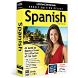 Learn Spanish: Instant Immersion Family Edition Language Software Set  - 2016 Edition
