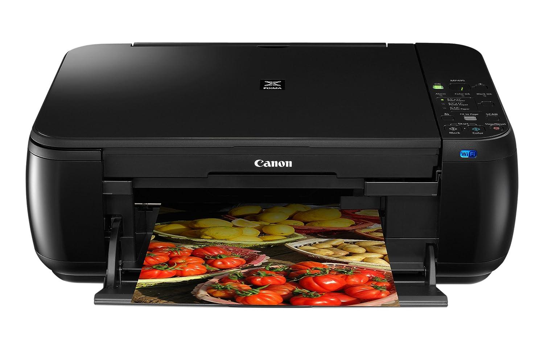 Canon PIXMA MP495 All-In-One Wi-Fi Colour Photo Printer (Print, Copy and  Scan): Amazon.co.uk: Computers & Accessories