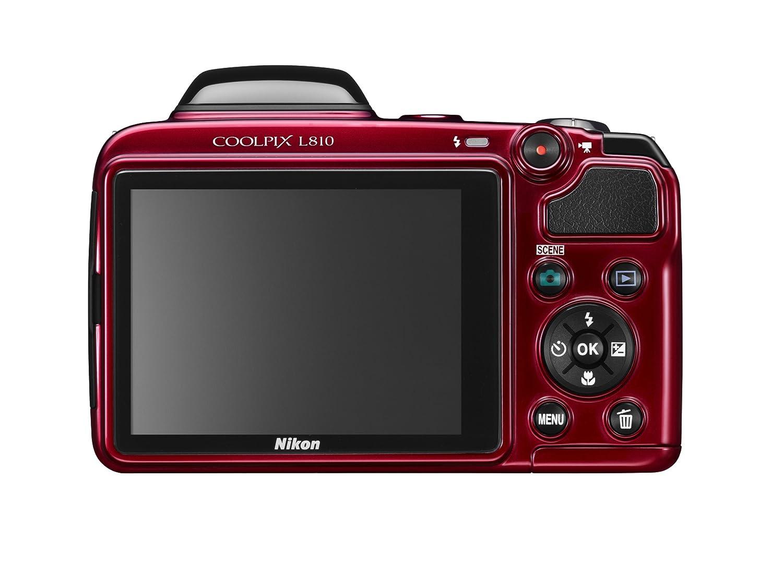 amazon com nikon coolpix l810 16 1 mp digital camera with 26x zoom rh amazon com Nikon Coolpix L810 Manual Nikon Coolpix Digital Camera Manual