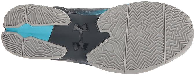 Under Armour Longshot Zapatilla Baloncesto S - 47.5: Amazon.es: Zapatos y complementos