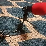 Amazon.com: Condenser Microphone,Computer Microphone