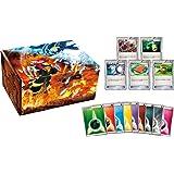 ポケモンカードゲーム エネルギーカード付きカードボックス ゲンシグラードン・ゲンシカイオーガ