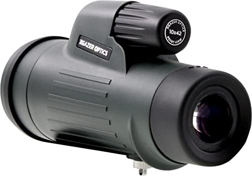 Xgazer Optics 10×42 Point View High Powered Monocular