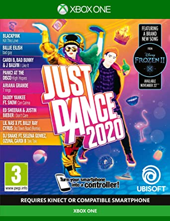 2020 Games.Just Dance 2020 Xbox One Amazon Co Uk Pc Video Games