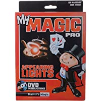 Hamleys Marvin's Magic Magically Appearing Lights Set, Multi Color